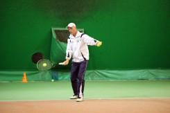 Maestro in azione