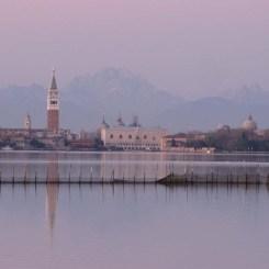 Venezia vista dal Lido